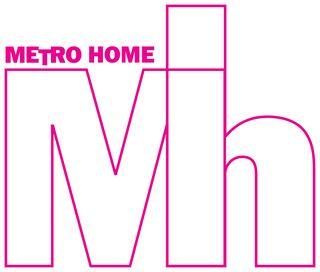 METRO HOMES - logo